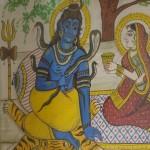 Lord Shiva & his Wife