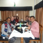 Party Time in Agra
