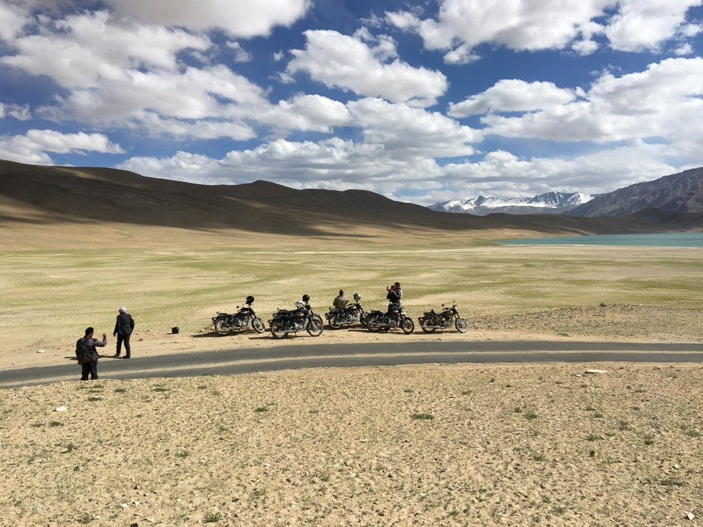 Himalaya motorcycle tour India