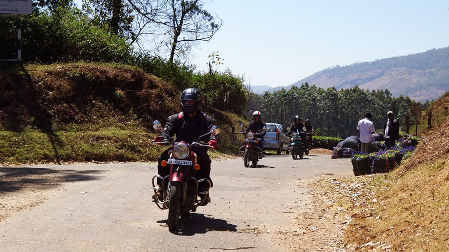 Ktm World Tour India To Uk